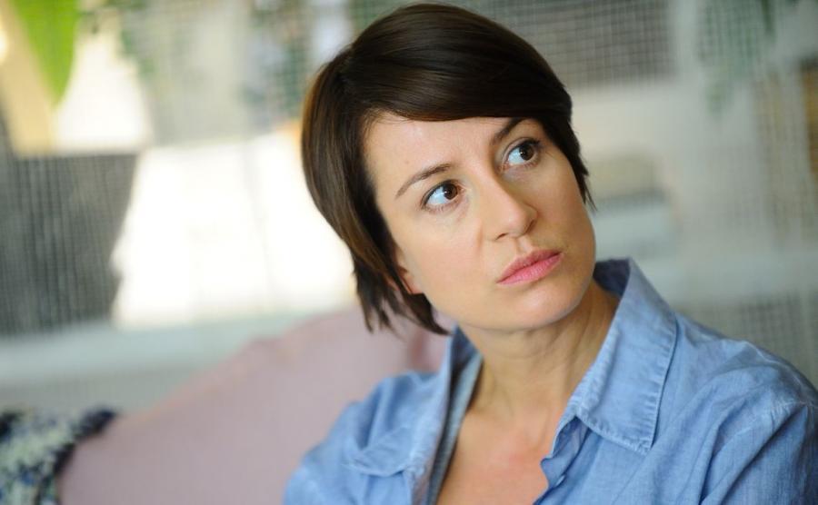 Maja Ostaszewska w serialu \