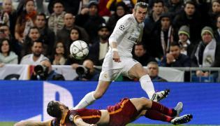 Gareth Bale i Ervin Zukanovic