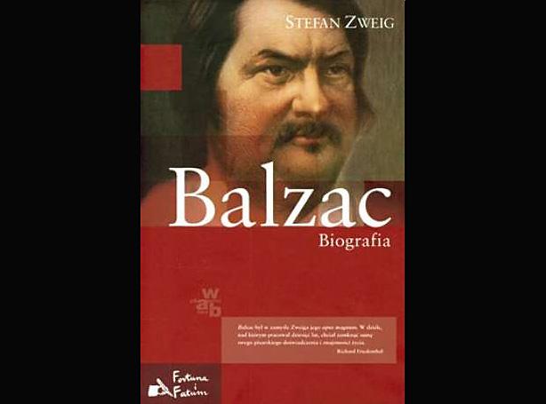 Biografia Balzaka już w księgarniach