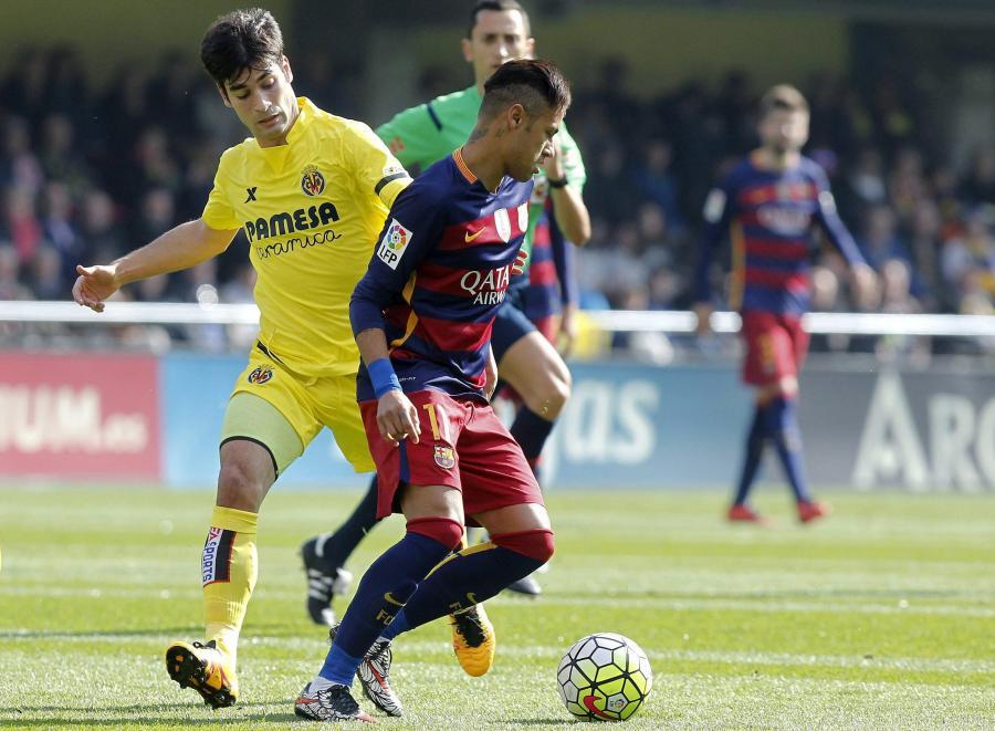 Manu Trigueros i Neymar