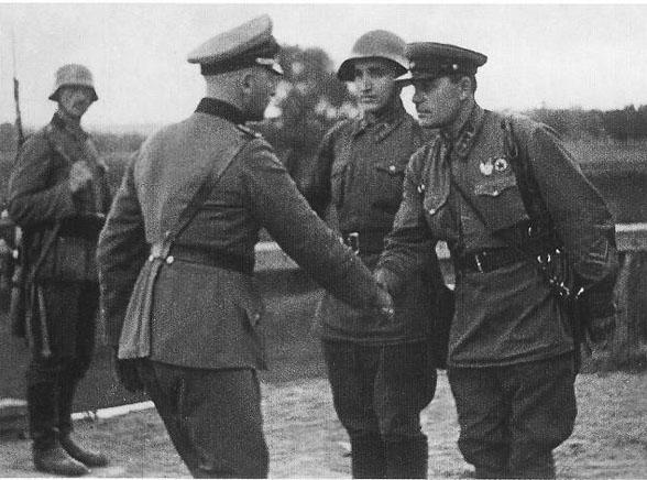 Znalezione obrazy dla zapytania 2 wojna światowa  17 wrzesnia