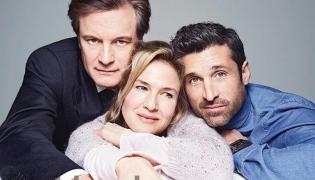 "Gwiazdy ""Bridget Jones's Baby"" w magazynie ""Entertainment Weekly"""