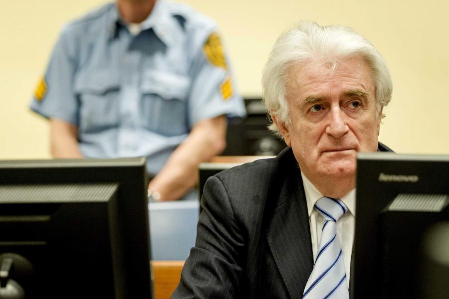 Radovan Karadżić skazany