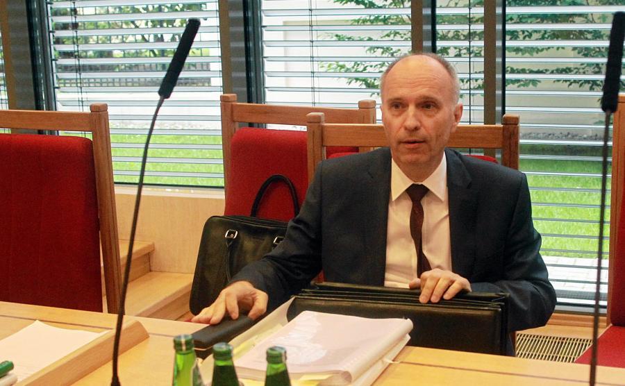 Andrzej Jakubiak, szef KNF