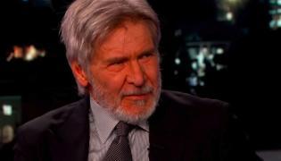 Harrison Ford miesza fanom w głowach