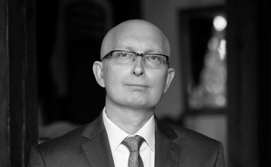 Poseł PiS Artur Górski