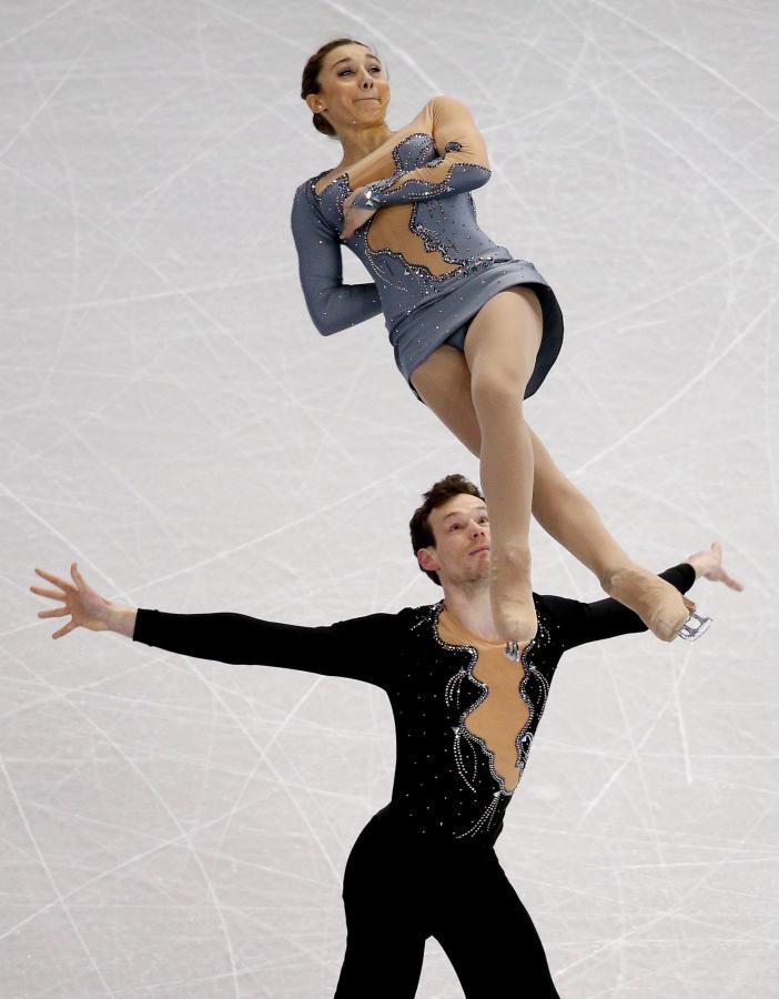 Lola Esbrat i Andrei Novoselov