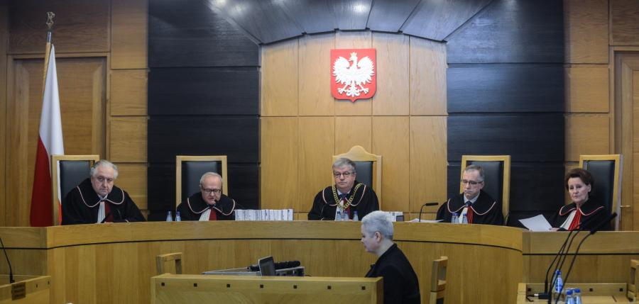 Trybunał znów orzeka