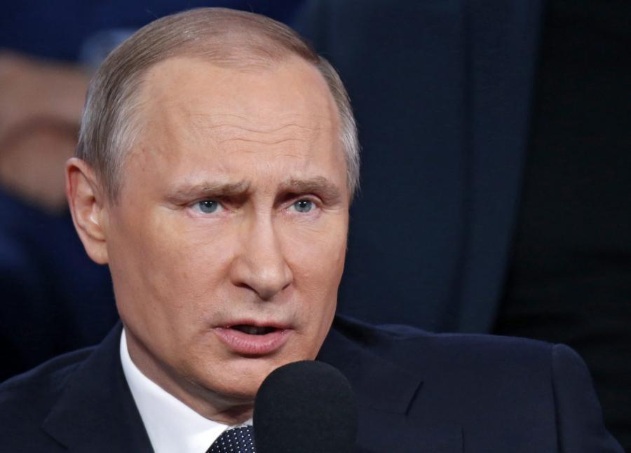 Władimir Putin o Panama Papers