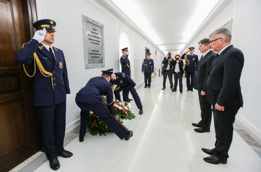 Marszałkowie Sejmu i Senatu