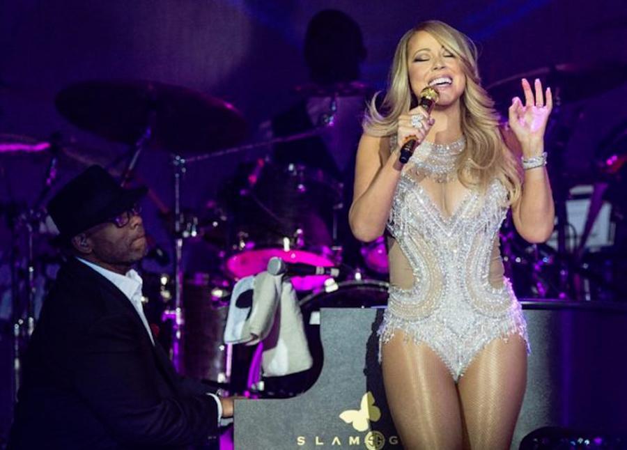 Mariah Carey dziękuje Polakom za fantastyczny koncert