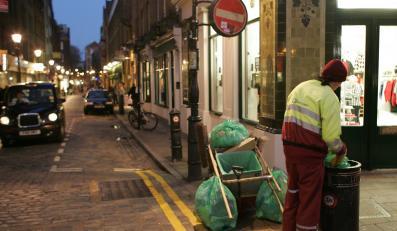Londyn pozbywa się 600 bezdomnych Polaków