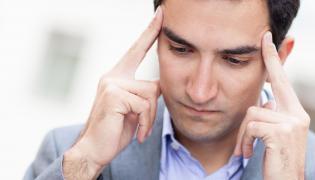 Przewlekła choroba psychiczna schizofrenia