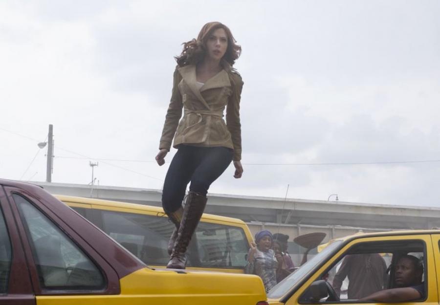 Scarlett Johansson w filmie \