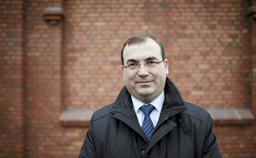 Andrzej Jaworski, poseł PiS