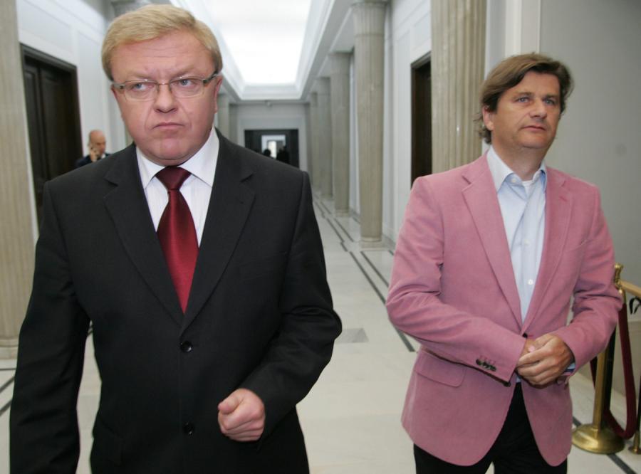 Zbigniew Chlebowski chce zawiesić Palikota na miesiąc