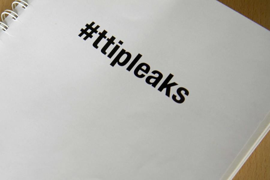 Dokumenty ujawnione przez Greenpeace, dotyczące negocjacji umowy TTIP