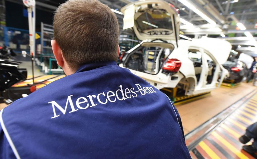 Co dalej z nową fabryką Mercedesa w Polsce?