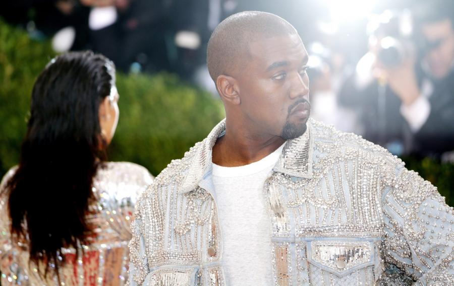 Kanye West na Met Gala 2016