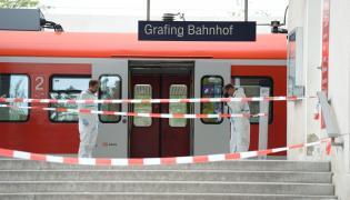 Atak nożownika na stacji pod Monachium