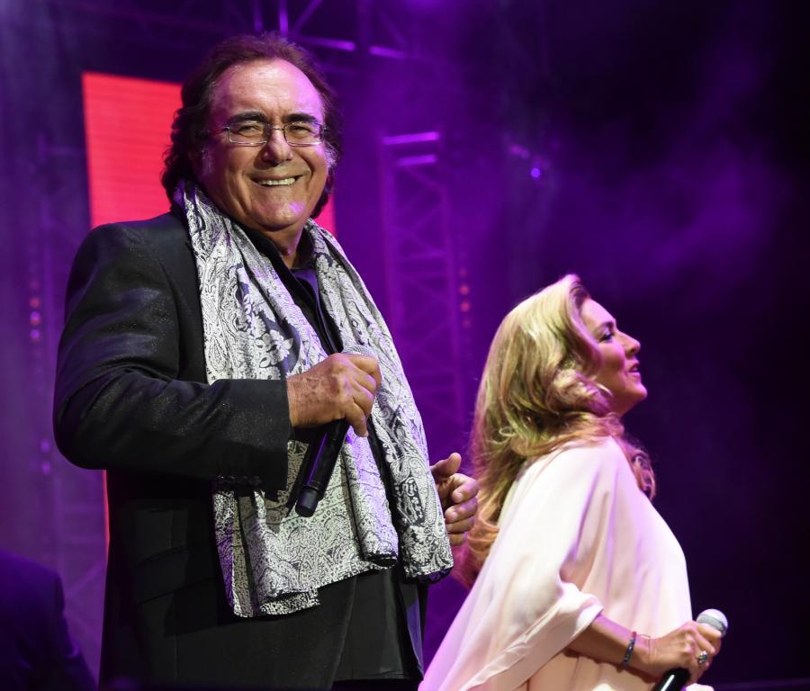 Al Bano i Romina Power zaśpiewali w Krakowie