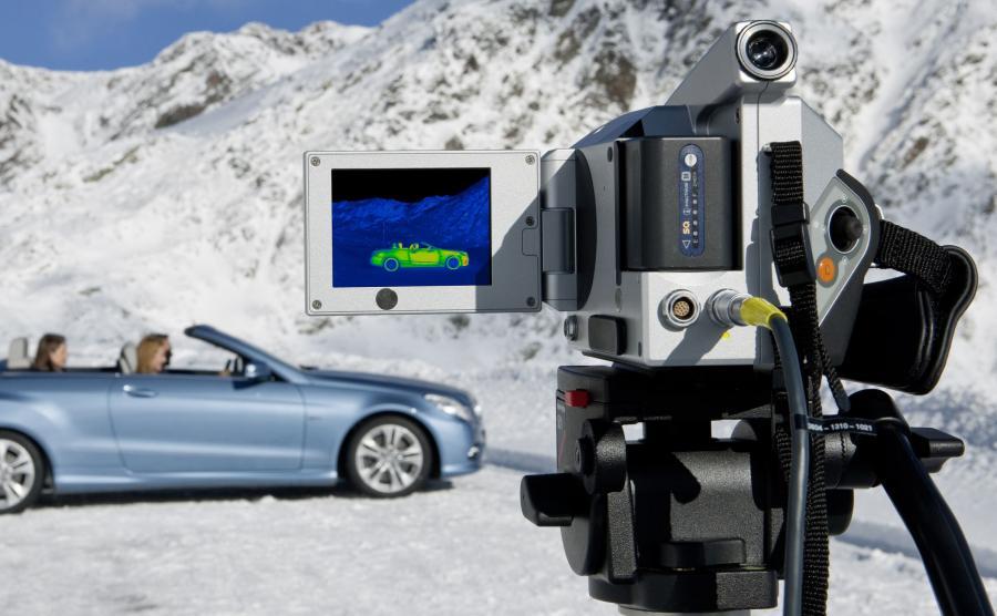 Mercedes wyposażył swoje auta w system podgrzewania okolic karku AIRSCARF