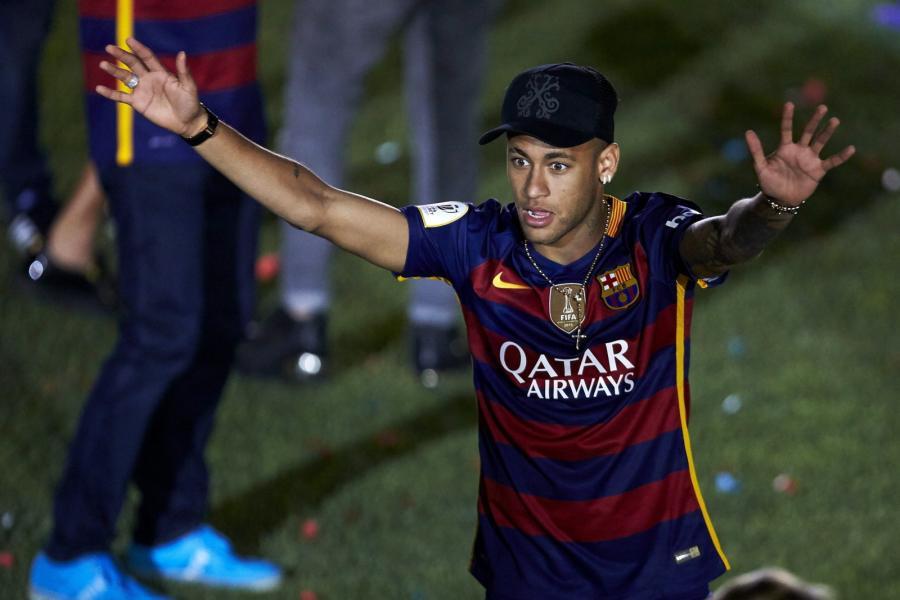 Barcelona świętowała zdobycie dubletu na Camp Nou