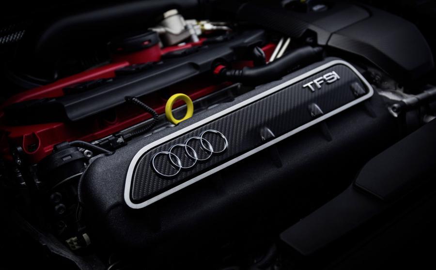 Silnik Audi 2.5 TFSI ponownie najlepszy w swej klasie