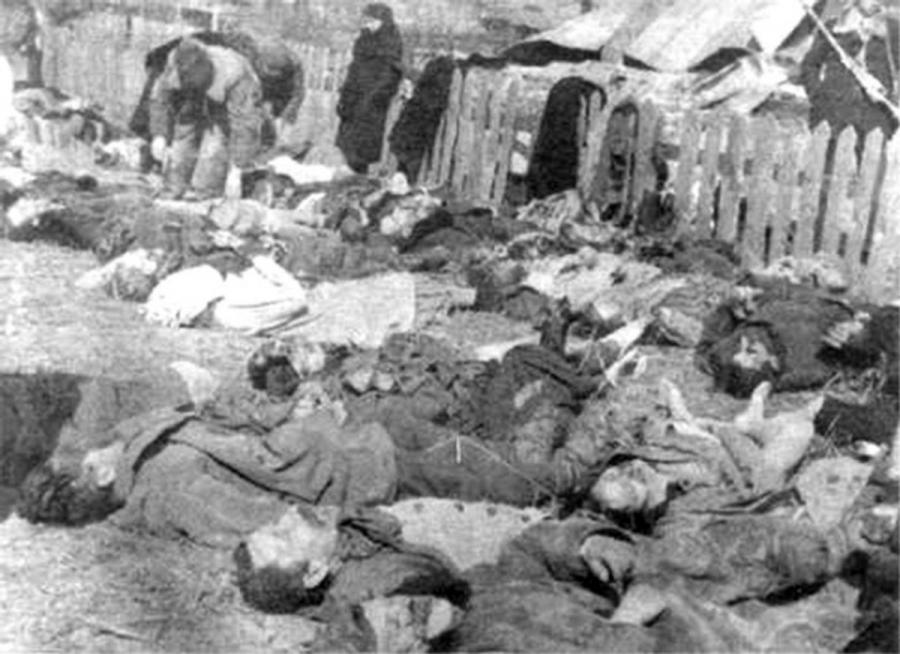 Ofiary zbrodni w Lipnikach. Poalcy zamordowani w nocy z 26 na 27 marca 1943 roku przez przez oddział UPA pod dowództwem Iwana Łytwynczuka, ps. Dubowyj, dowódcy Pierwszej Grupy UPA