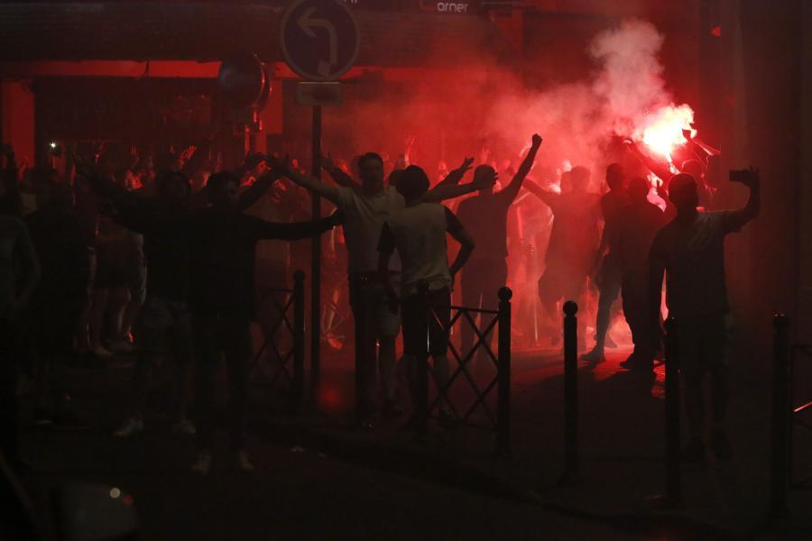 Zamieszki w Lille