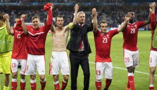 Reprezentacja Szwajcarii