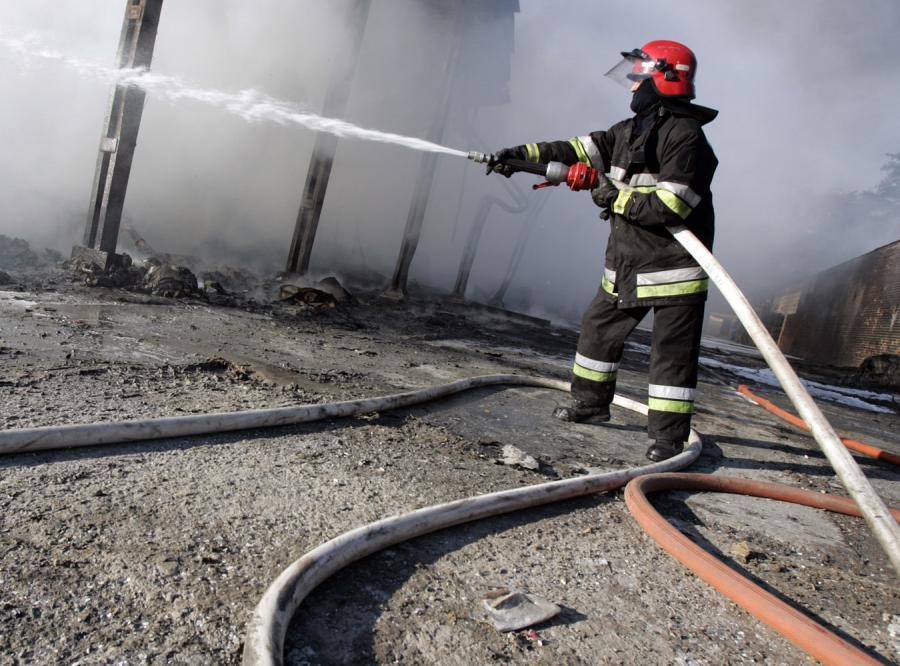 Nie będzie strażaka w małej firmie
