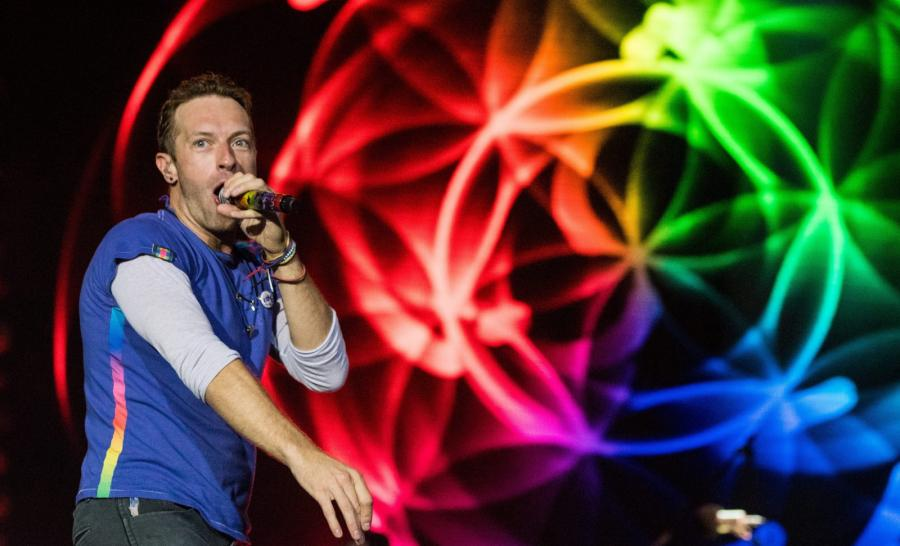 Coldplay na wielki finał Glastonbury 2016
