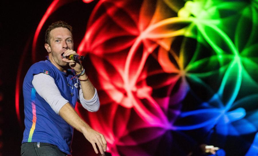 Coldplay na wielki finał Glastonbury 2016