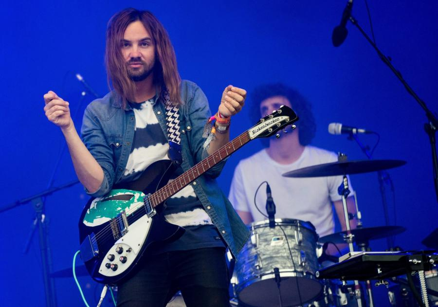Tame Impala na Glastonbury 2016