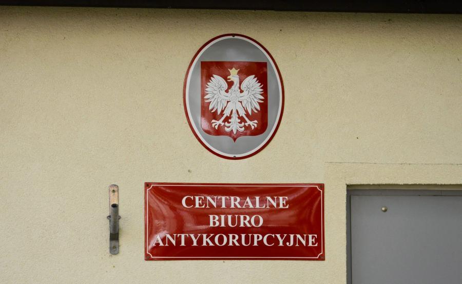 Siedziba Biura Podawczego CBA