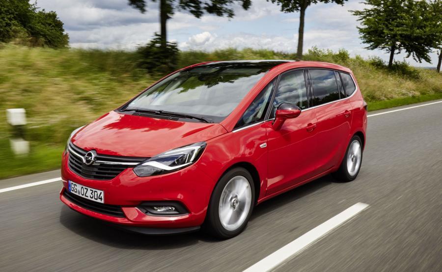 Opel zafira 1.6 Turbo/200 KM