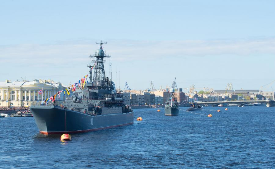 Okręty Floty Północnej