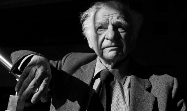 Francja: Zmarł Yves Bonnefoy - wybitny poeta, krytyk sztuki, tłumacz