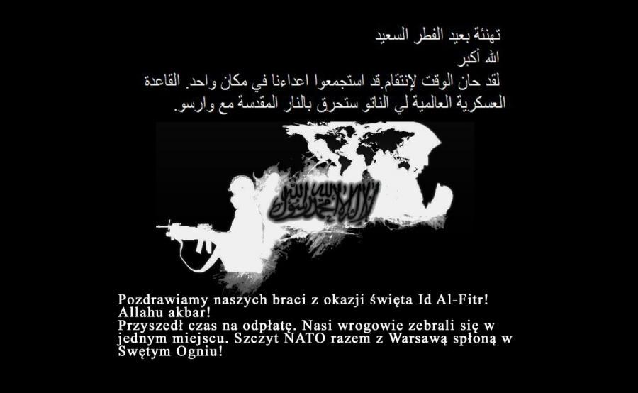 Hakerzy ISIS zaatakowali stronę internetową przedsiębiorstwa Mostostal Kraków?