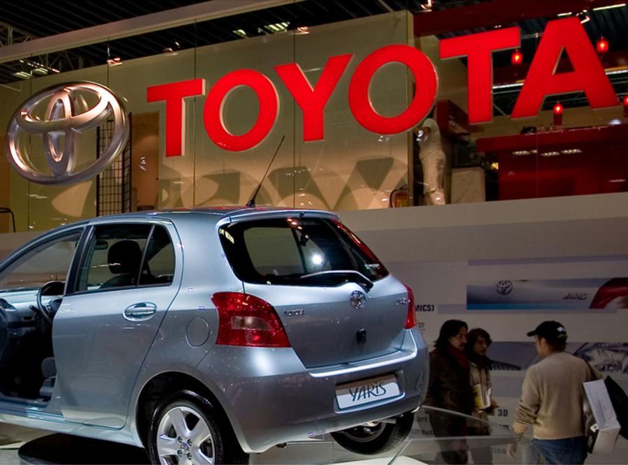 Najwyższa grzywna w historii dla Toyoty