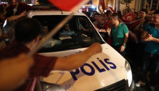 Turecka policja