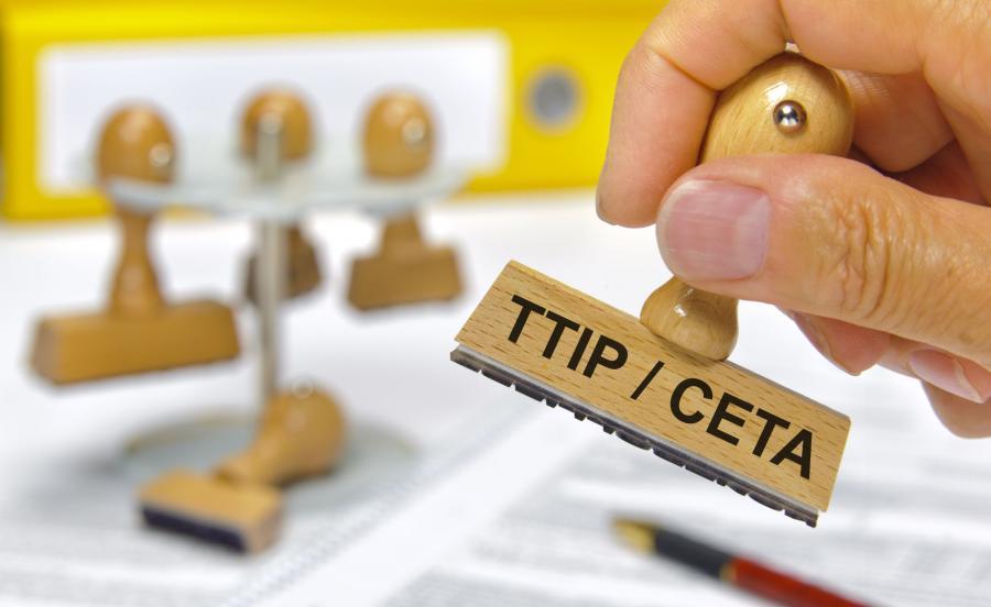 TTIP i CETA