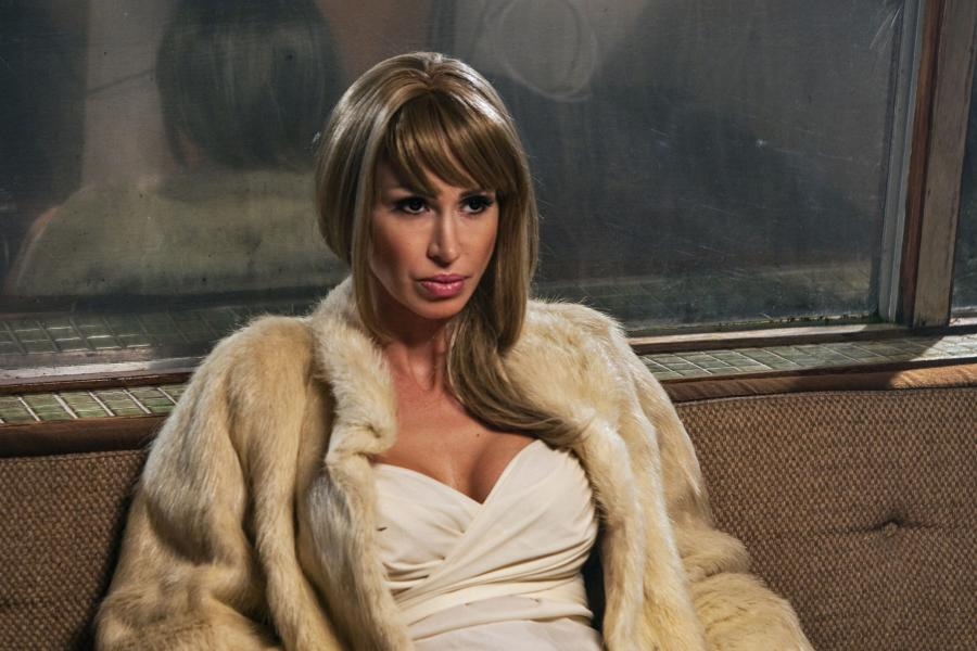 """Katarzyna Paskuda w filmie """"Hel"""" / fot. Kachna Baraniewicz"""
