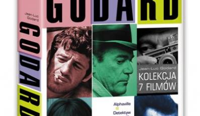 Kolekcja filmów Jean-Luca Godarda
