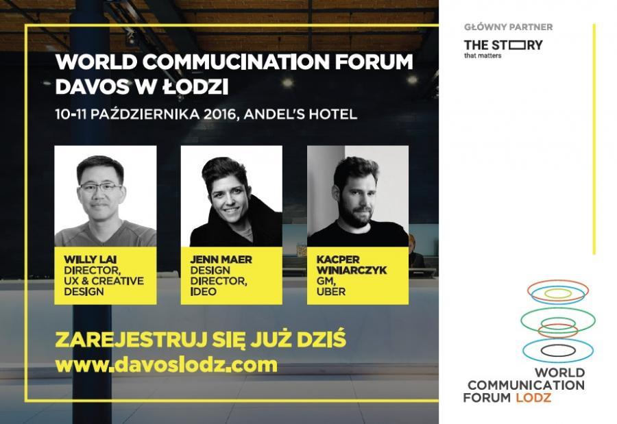 Davos-Łódź 2016