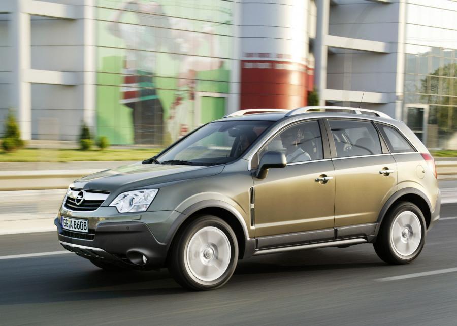 Nadjeżdża tańszy Opel