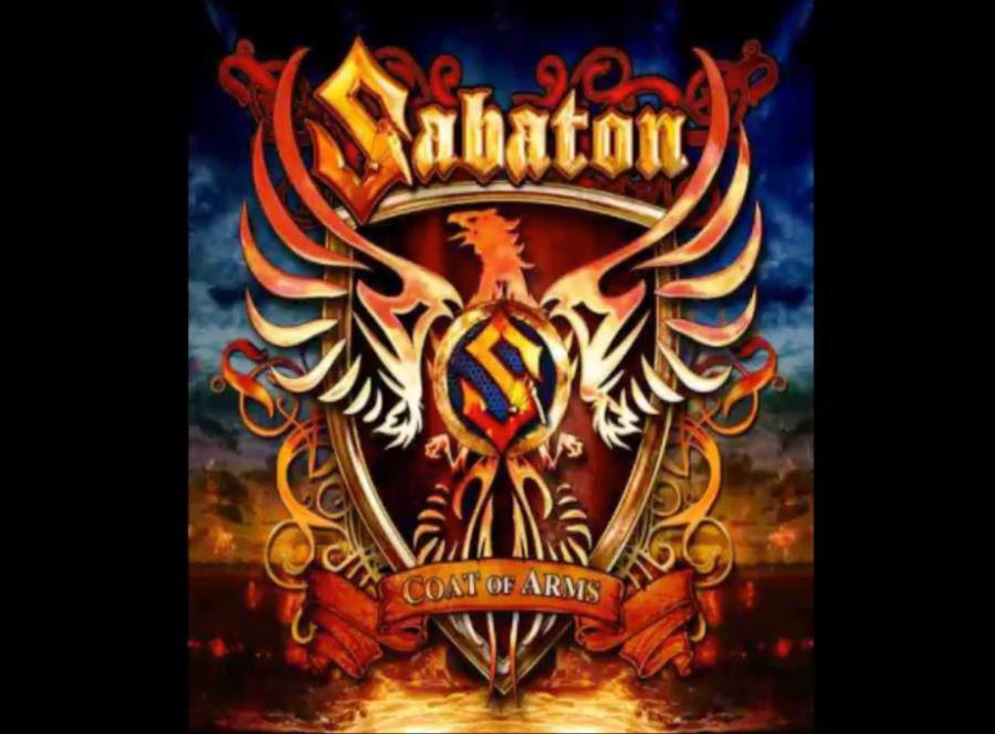 Okładka płyty Sabaton