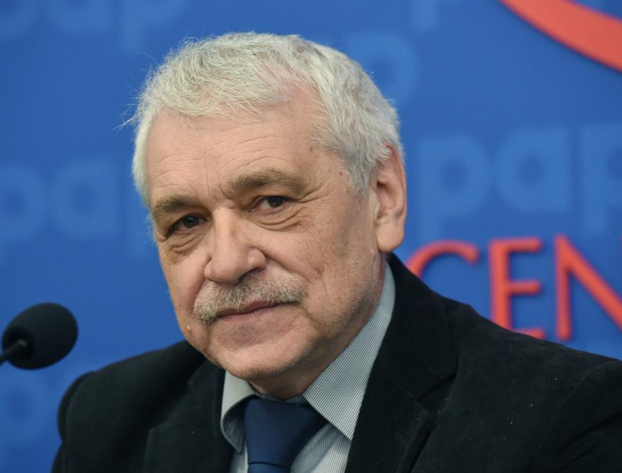 Wiesław Banach, dyrektor Muzeum Historycznego w Sanoku