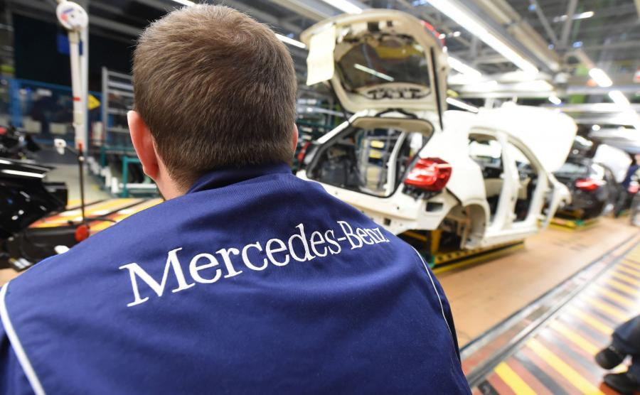 Pierwsza fabryka Mercedes-Benz Cars  w Polsce
